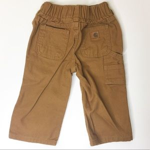 Carhartt Baby Infant Work Pants Sz 6 Months